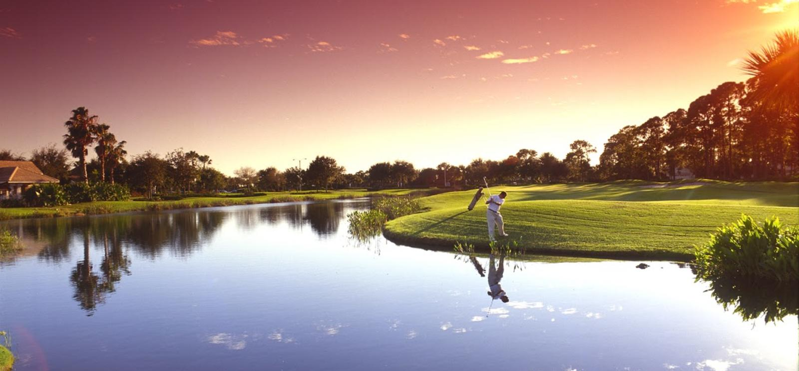 Golf in Charlotte Harbor & the Gulf Islands