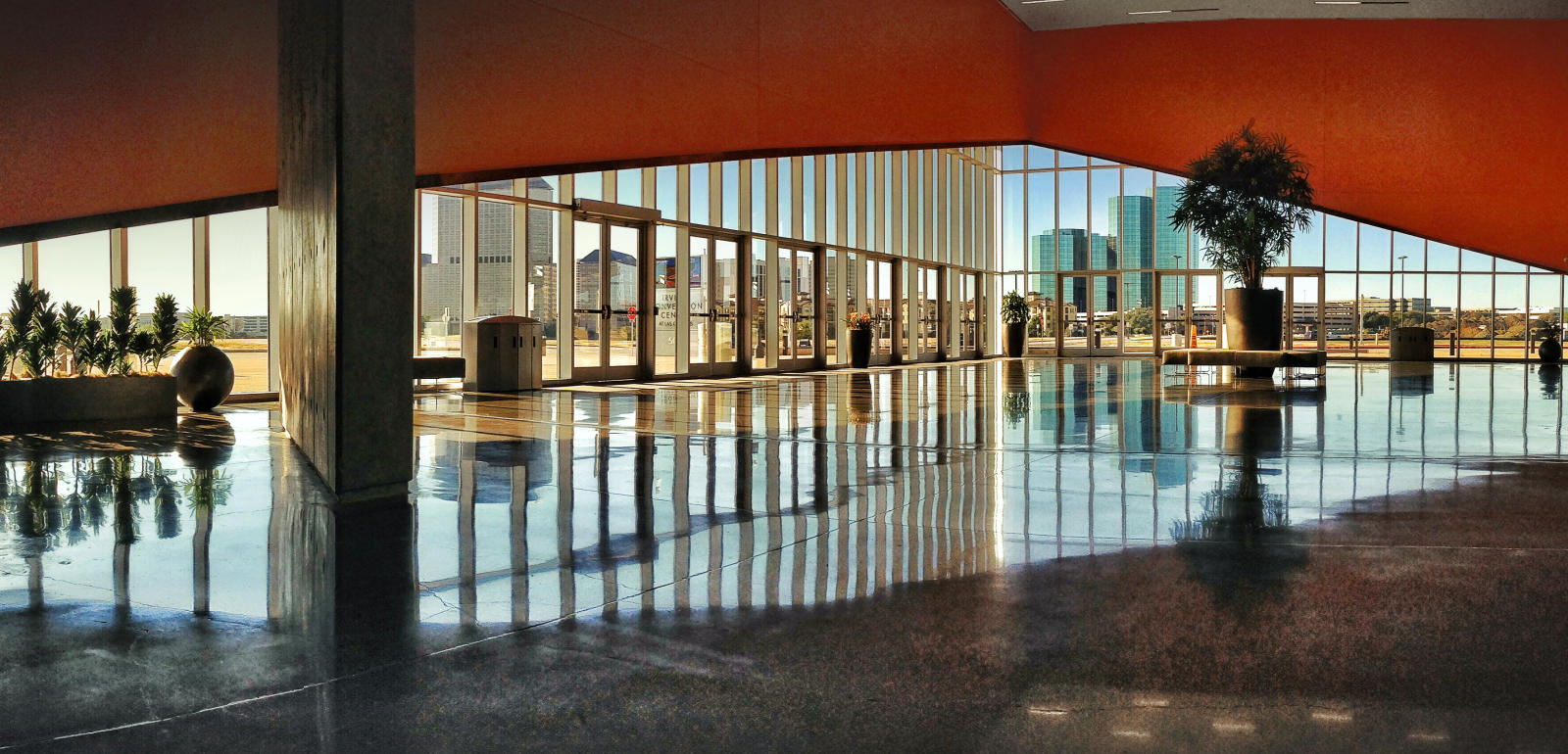 The Irving Convention Center Irving Las Colinas And