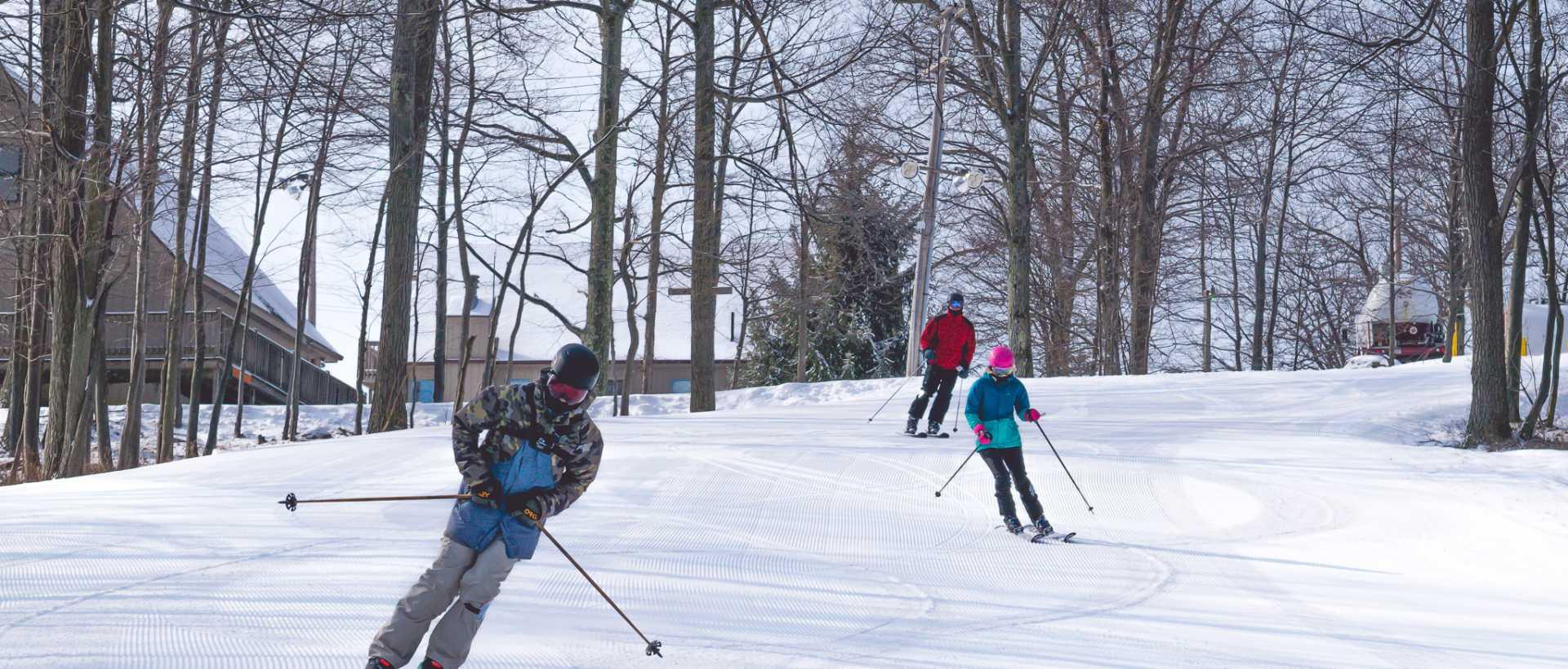 Montage Mountain Skiing