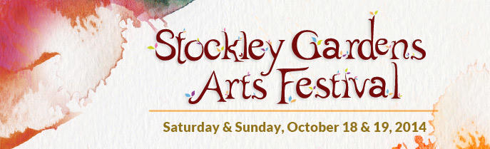 Stockley Gardens Fall Arts Festival 2014