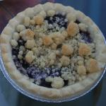 Finger Lakes Grape Tart