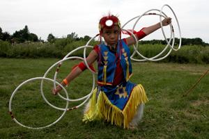 Ganondagan Native American Dance Festival - Finger Lakes, NY
