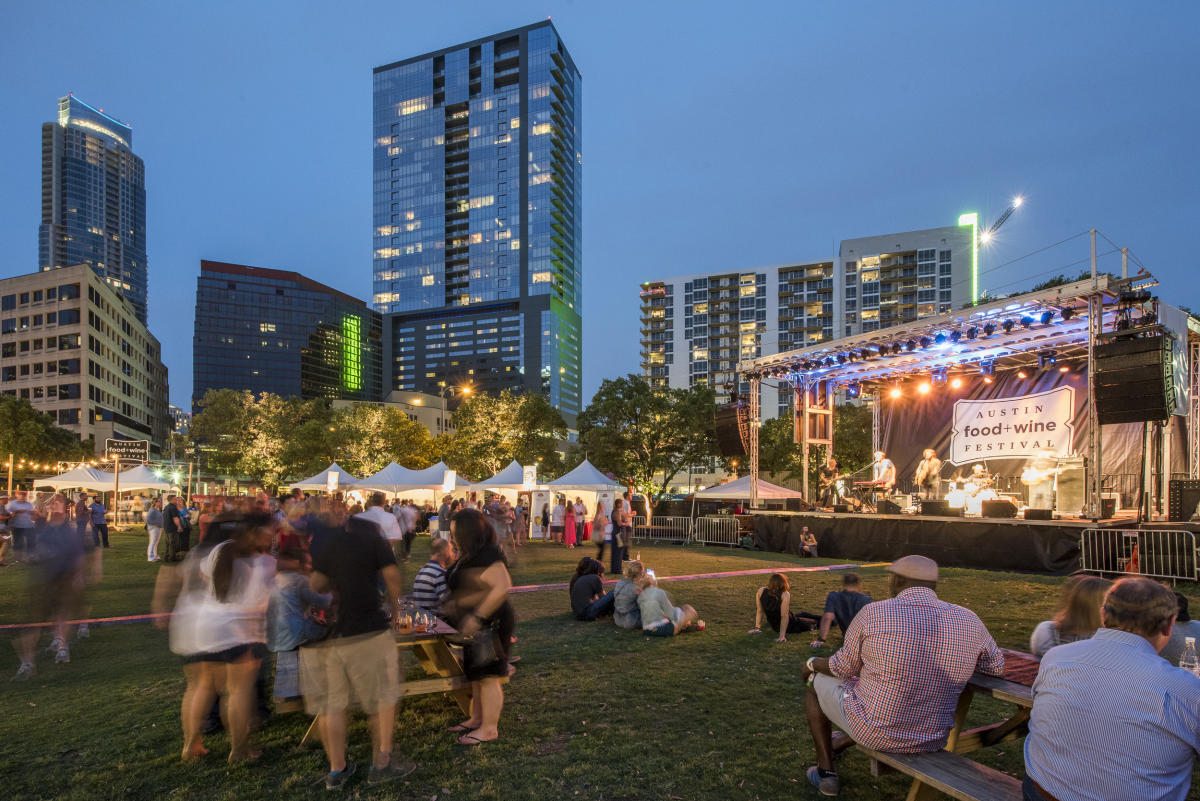 Best Of Spring Music Events In Austin Tx Austin