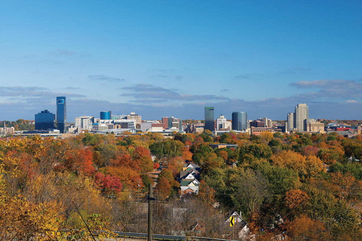 4 Grand Rapids Bicycle Color Tours To Ride This Fall