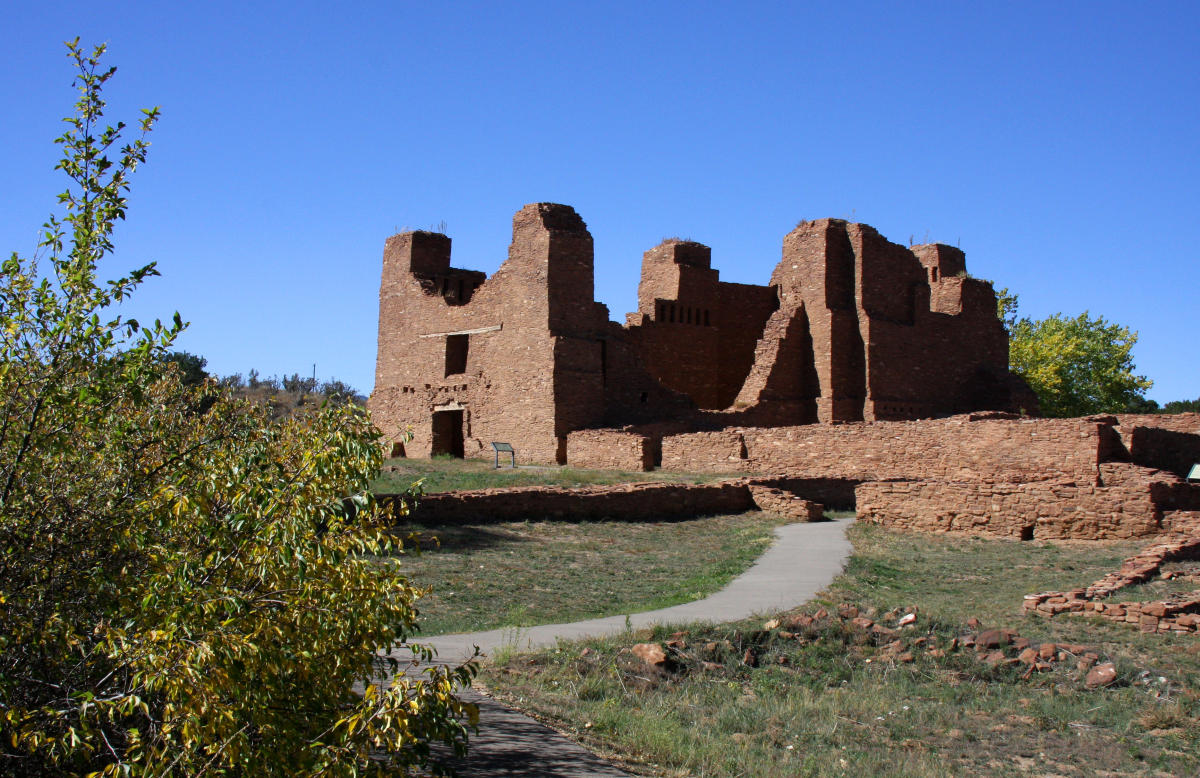 Historic New Mexican Cathedrals New Mexico Tourism