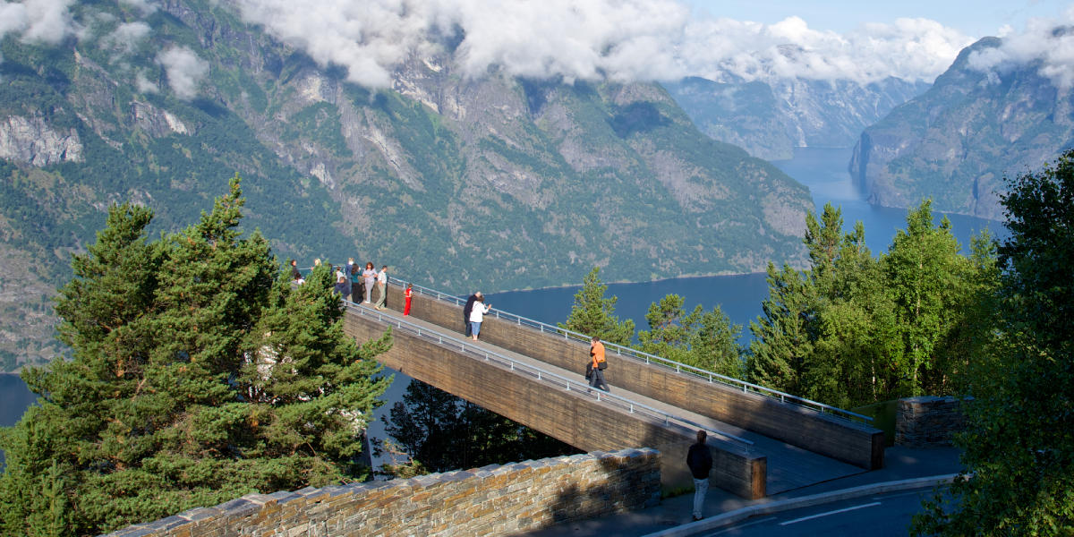 Qu ver en noruega la gu a oficial de viaje a noruega for Best places to live in the mountains
