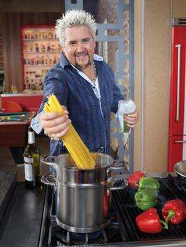 Bring Guy Fieri to Asheville