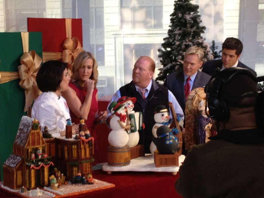 Gingerbread Winners on GMA