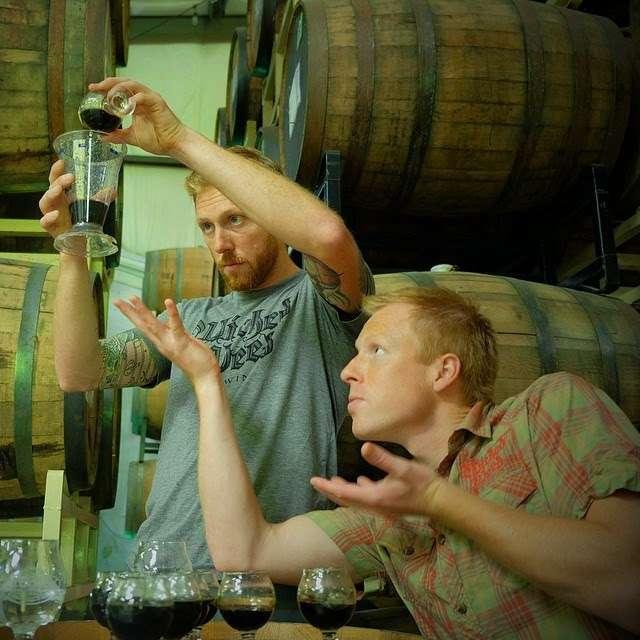Asheville Beer Pushes Legal Limit