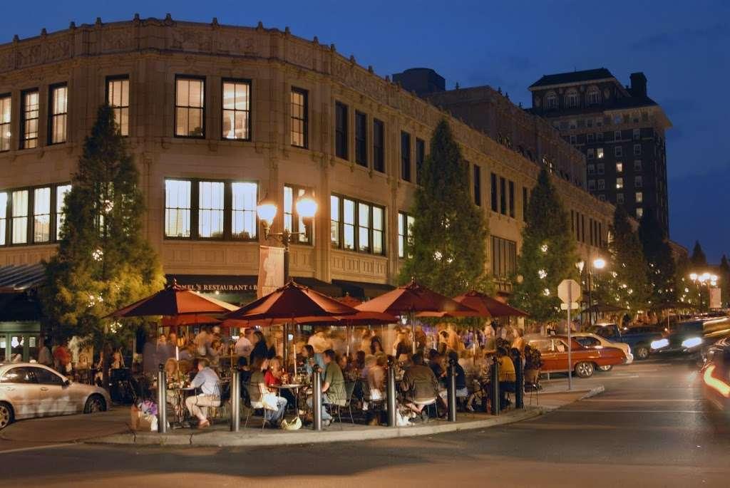 Asheville Named as Favorite City for Business Travel