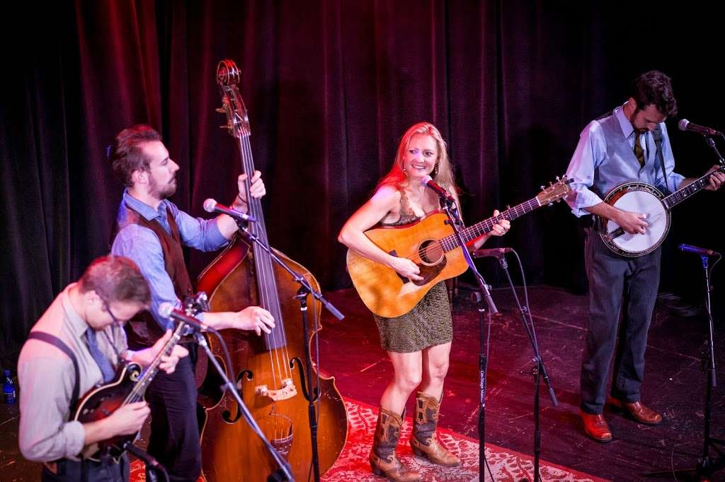 Back to Asheville's Musical Roots