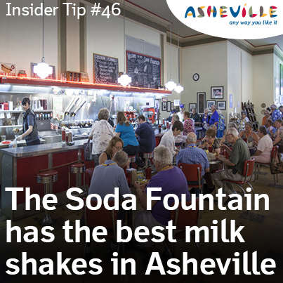 Foodspotting: The Soda Fountain