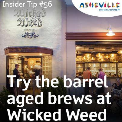 Wicked Weed Barrel-Aged Brews