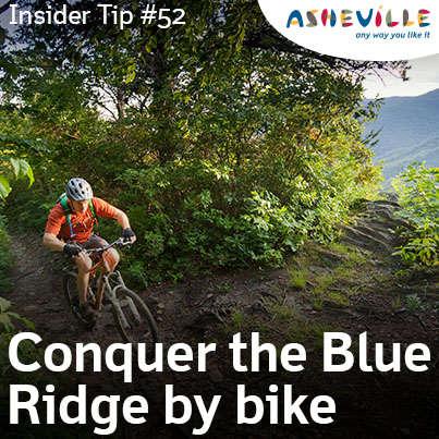 Biking the Blue Ridge
