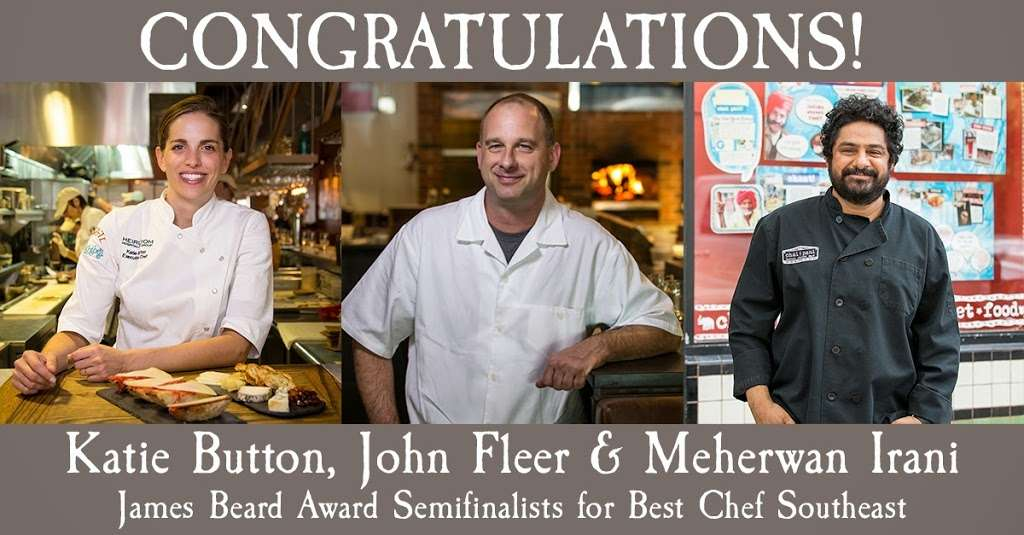 Three Foodtopians Tapped as Award Semifinalists