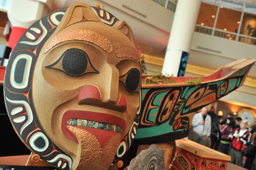 First Nations Art In Vancouver