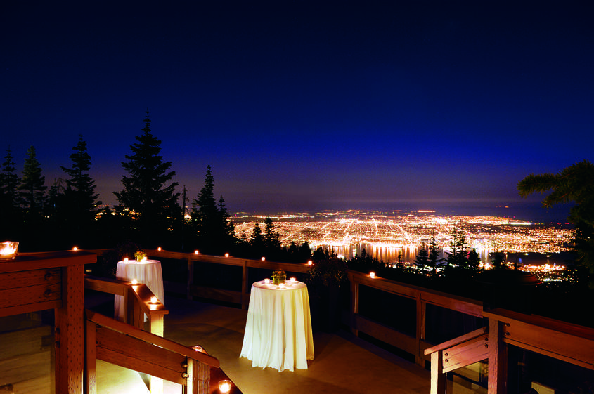 Vancouver Restaurants With Great Views