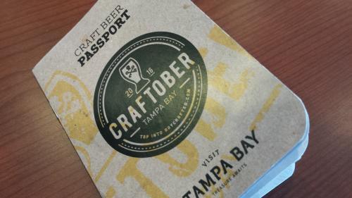 Happy Craftober! Your passport to great beer