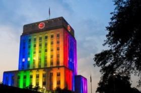 pride week city hall