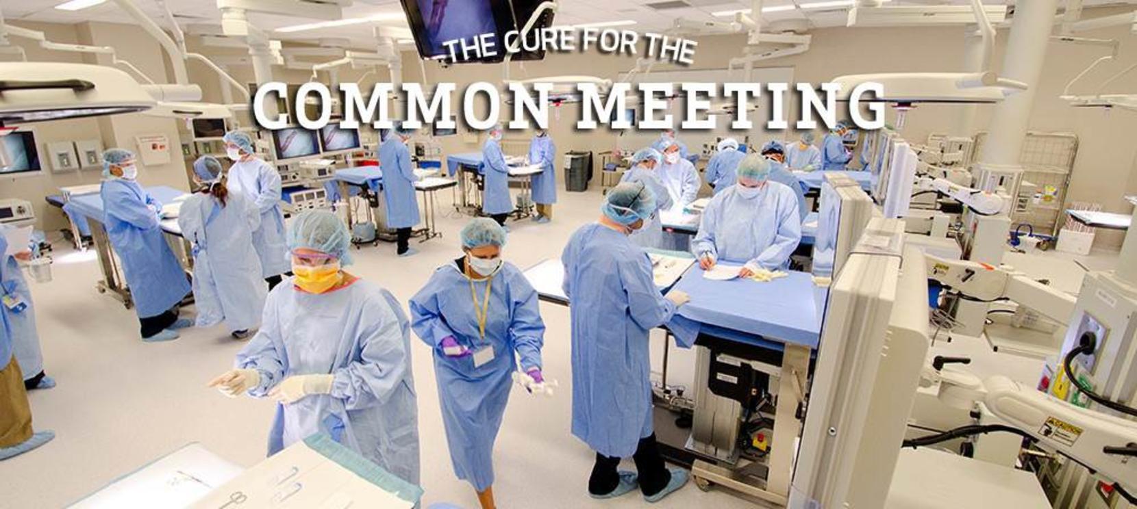Vascular Surgery Class at CAMLS
