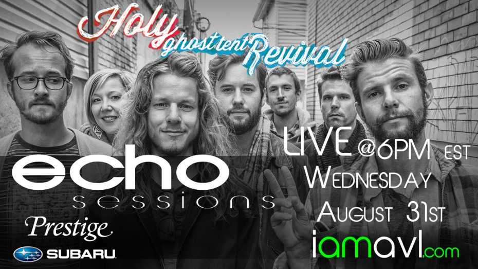 Echo Sessions - Streaming Video
