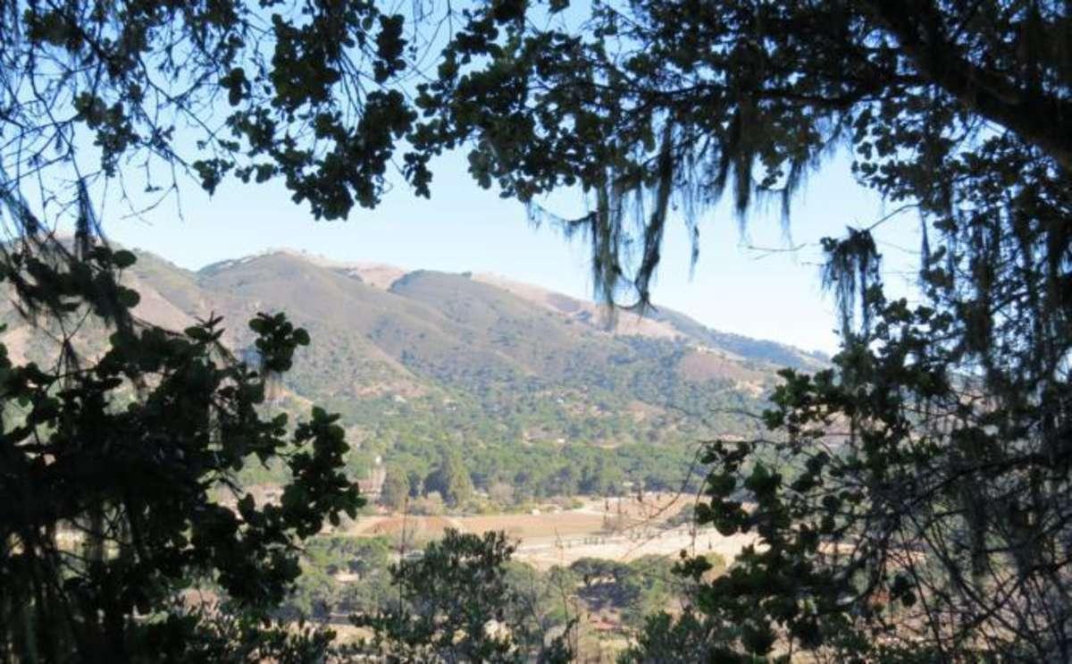 Garland Ranch Regional Park, Carmel Valley