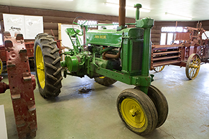 Ward O'Hara Agricultural Museum - Big Six Picnic