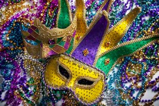 Mardi Gras on the Cayuga Lake Wine Trail