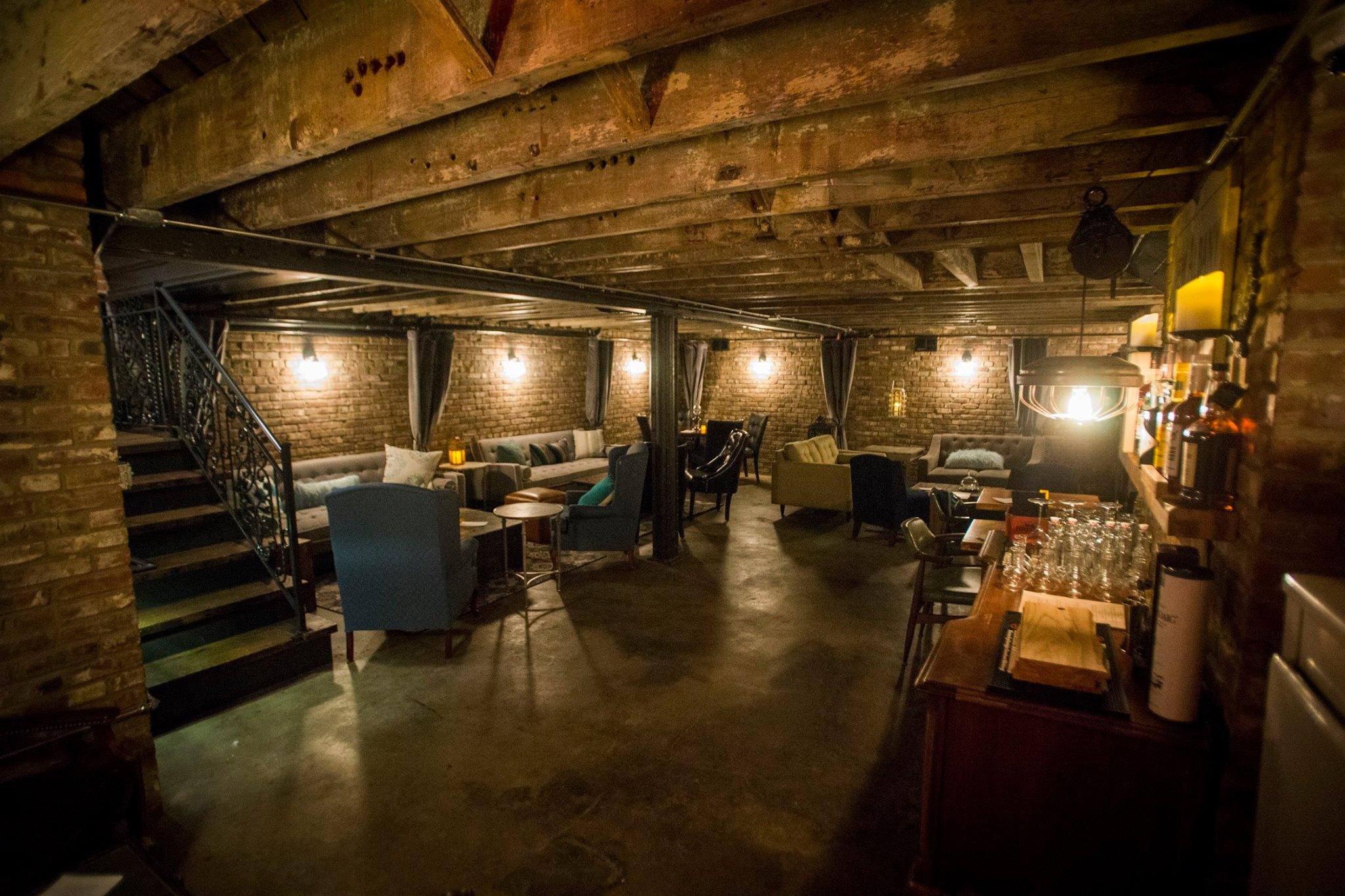 Brooklyn and the Butcher basement