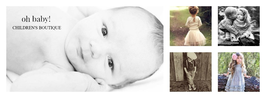 Oh Baby collage photo