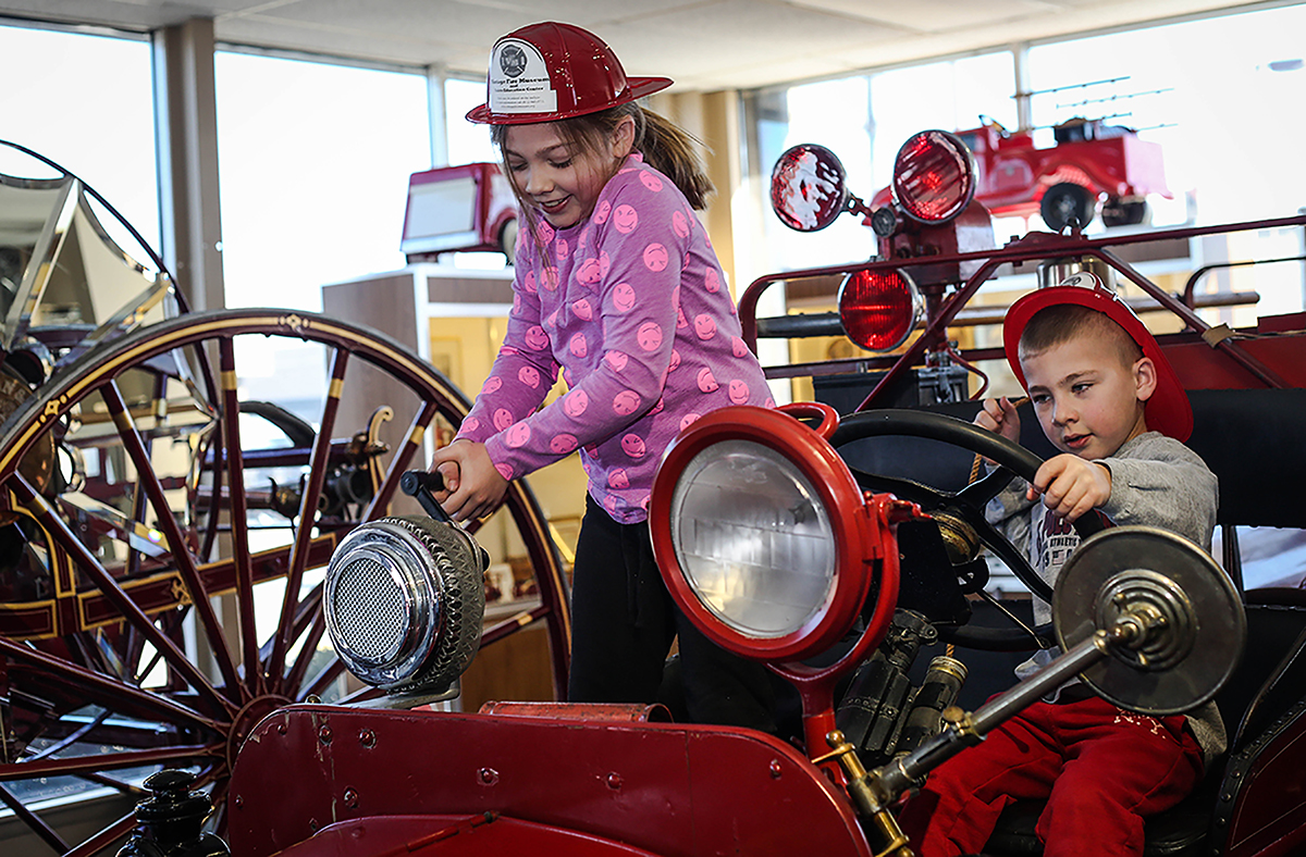 Vintage Fire Museum 10 Gerry small 1