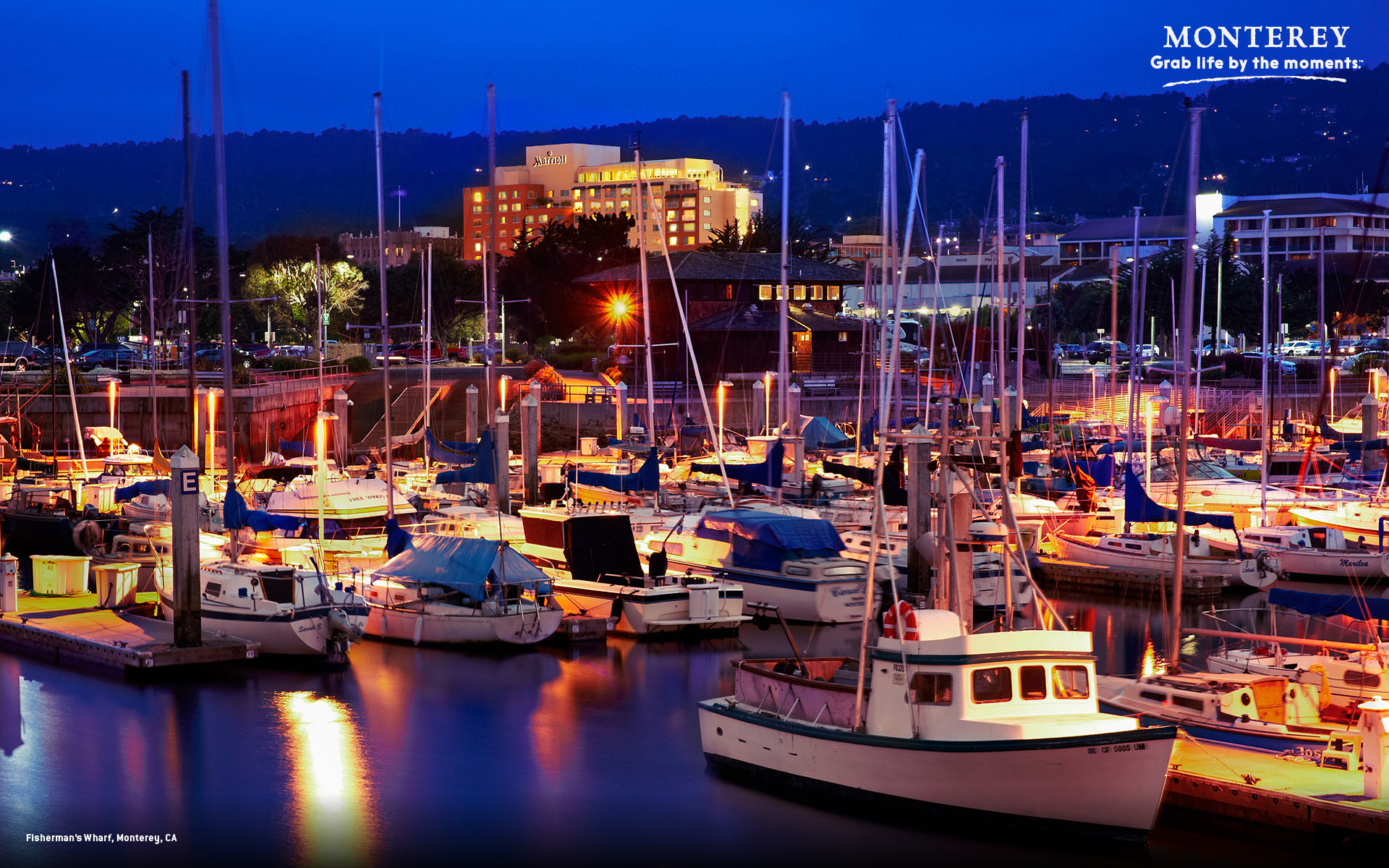 Visit Monterey County Downloadable Wallpapers Photos