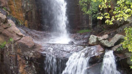 Robertson Falls in Kakadu National Park.