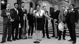 The Milford Street Shakers will get their Motown groove on in a delightful bush setting.