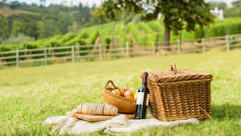 Some of the stunning wineries in the Perth Hills allow picnics, even barbecues, making for a fabulous day trip.