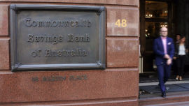 Courting controversy, the Commonwealth Bank.