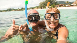 Are you thriving or surviving in retirement? Picture: Shutterstock.