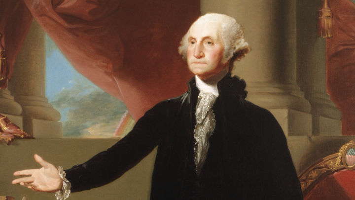 US President George Washington was the very definition of a terrorist.