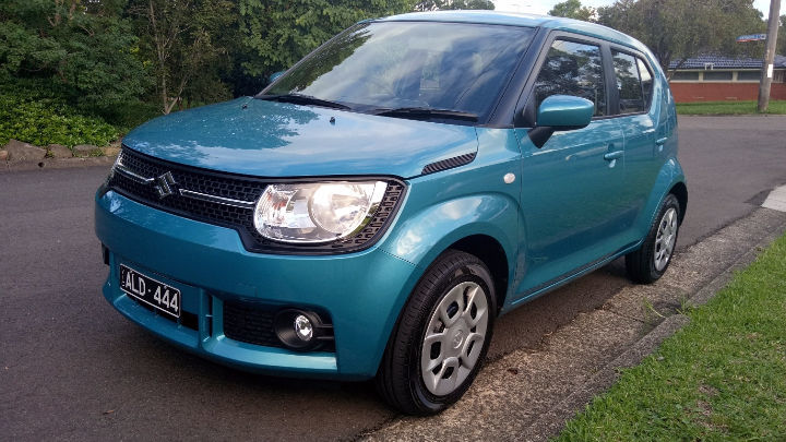 Suzuki's cute little Ignis SUV has a lot going for it.