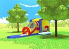 Noahs Ark Jumphouse render
