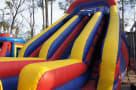 25ft High Double Lane Slide
