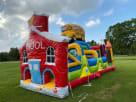 School Building Inflatable