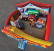 Circus Inflatable Bounce House for hire
