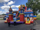 Amusement Park Jump House