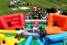Hungry Hippo Inflatable Party Rentals