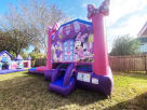 Pink Minnie Bounce House