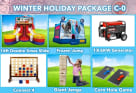 Holiday Corporate Event Rentals
