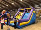 Inflatable Rock Wall Rental