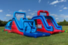 All Stars Bounce House Obstacle
