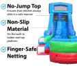 15ft My Little Pony Retro Wet/Dry Slide